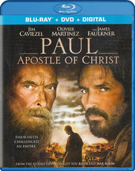 Paul - Apostle of Christ (Blu-ray + DVD + Digital) (Blu-ray)