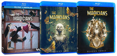The Magicians (Season 1 - 3) (Blu-ray + Digital HD) (Blu-ray) (Boxset)