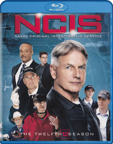 NCIS (Season 12) (Blu-ray) BLU-RAY Movie