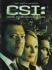 CSI Crime Scene Investigation (Season 9) (Boxset)
