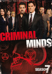 Criminal Minds : Season 7 (Boxset)