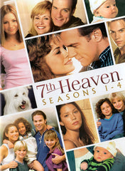 7th Heaven (Season1-4) (Bigbox) (Boxset)