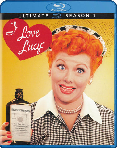 I Love Lucy - The Complete Season 1 (Blu-ray) BLU-RAY Movie