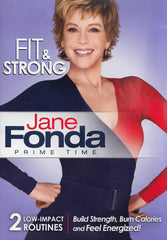 Jane Fonda : Prime Time - Fit And Strong