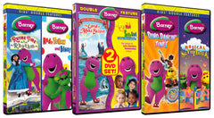Barney Collection 3-Pack # 1 (3-Pack) (Boxset)