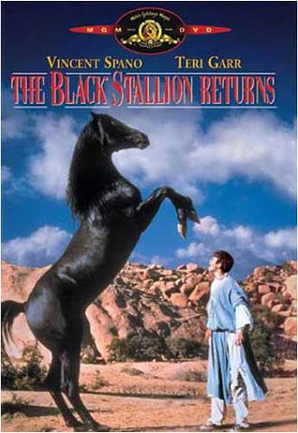 The Black Stallion Returns DVD Movie