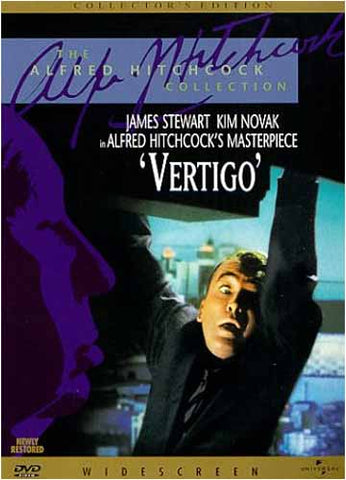 Vertigo - Collector's Edition DVD Movie