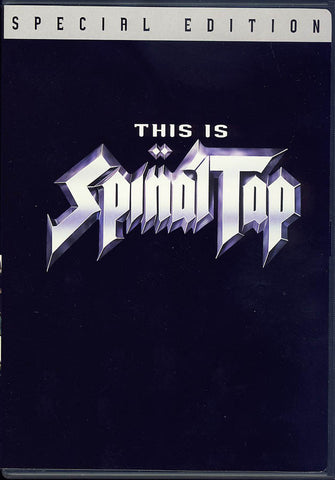This Is Spinal Tap - Special Edition (MGM) DVD Movie