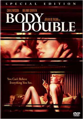 Body Double (Special Edition) DVD Movie