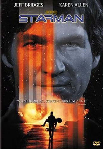 Starman (Fullscreen) DVD Movie