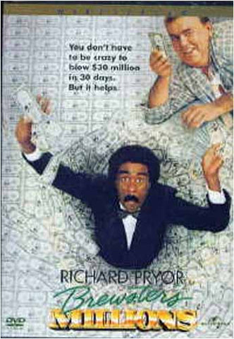 Brewster's Millions (Widescreen) DVD Movie