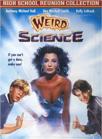 Weird Science- Highschool Reunion Collection DVD Movie