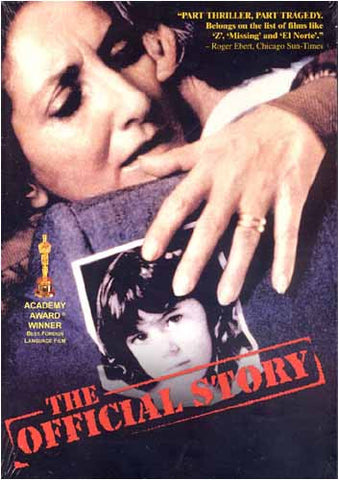 The Official Story DVD Movie
