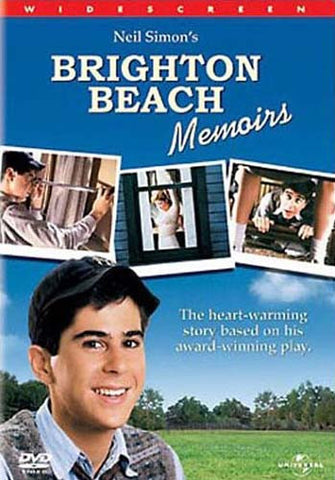 Brighton Beach Memoirs DVD Movie