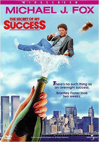The Secret Of My Success (Widescreen) DVD Movie