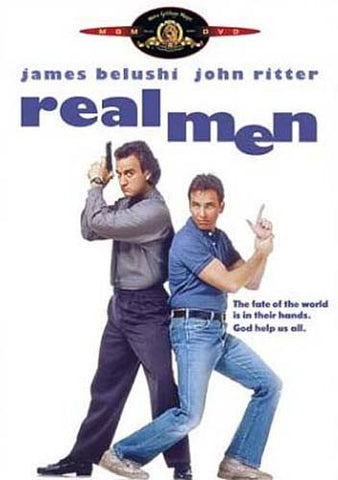 Real Men DVD Movie