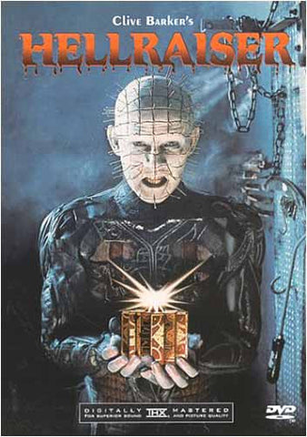 Hellraiser DVD Movie