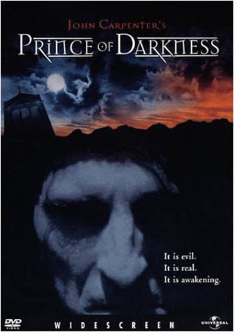 Prince Of Darkness (John Carpenter's) DVD Movie