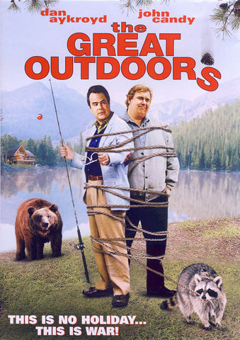 The Great Outdoors DVD Movie