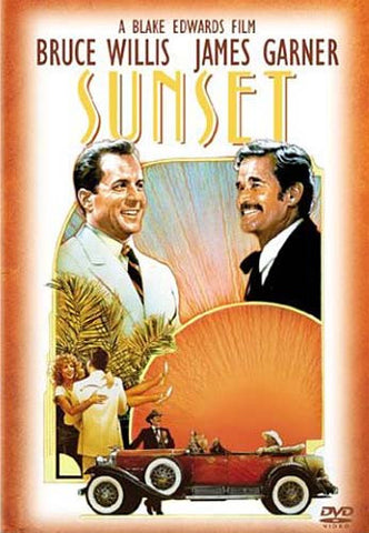 Sunset DVD Movie
