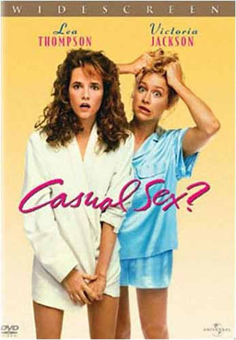 Casual Sex? DVD Movie
