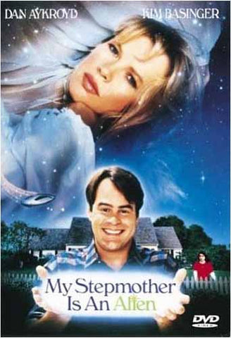 My Stepmother Is An Alien DVD Movie
