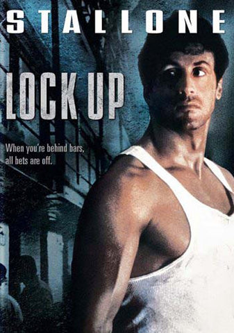 Lock Up (Sylvester Stallone) DVD Movie