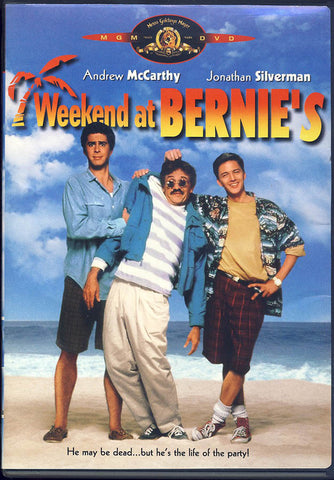 Weekend At Bernie s (MGM) DVD Movie