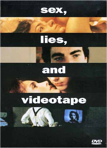 Sex, Lies And Videotape DVD Movie