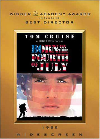 Born on the Fourth of July (Special Edition) (Bilingual) DVD Movie