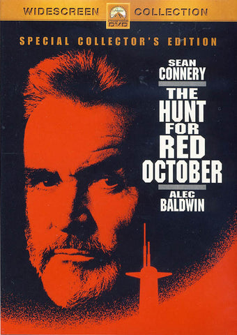 The Hunt For Red October (Special Collector s Edition) DVD Movie