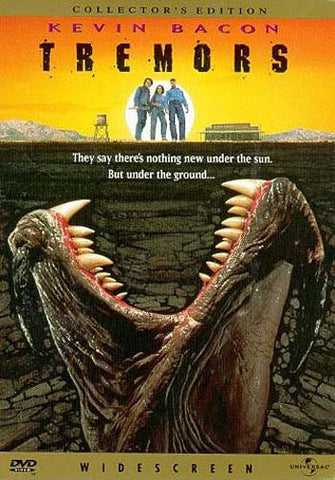 Tremors - Collector's Edition DVD Movie
