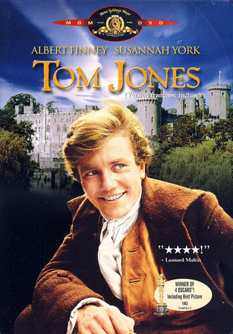 Tom Jones (Albert Finney) (Bilingual)(MGM) DVD Movie
