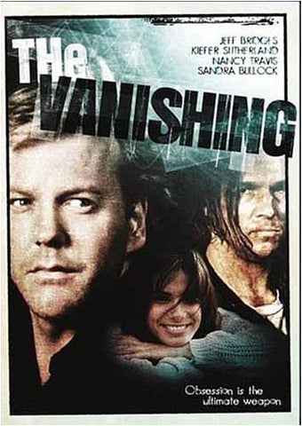 The Vanishing DVD Movie