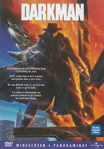 Darkman (Widescreen) DVD Movie