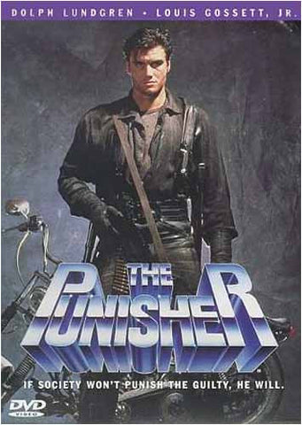 The Punisher (Dolph Lundgren) DVD Movie