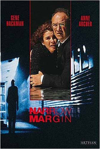Narrow Margin (Gene Hackman) DVD Movie