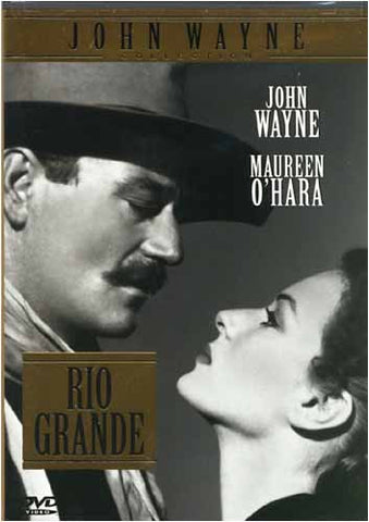 Rio Grande (John Wayne) DVD Movie