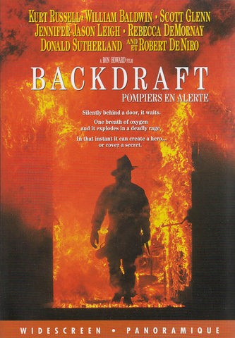 Backdraft (Bilingual) DVD Movie