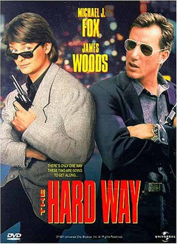 The Hard Way DVD Movie