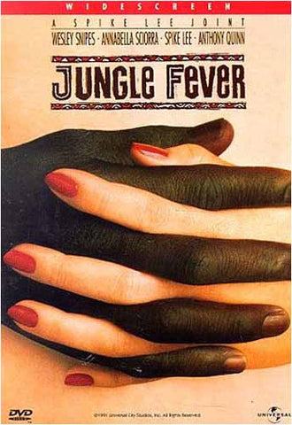 Jungle Fever (Widescreen) DVD Movie
