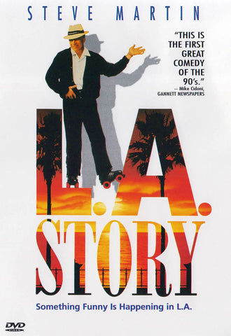 L.A. Story (MGM) DVD Movie