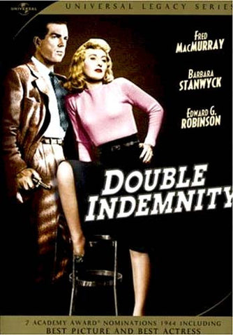 Double Indemnity (Universal Legacy Series) DVD Movie