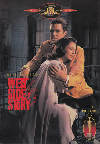 West Side Story (Best Picture 1961) DVD Movie