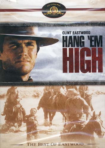 Hang 'em High (MGM) (Bilingual) DVD Movie