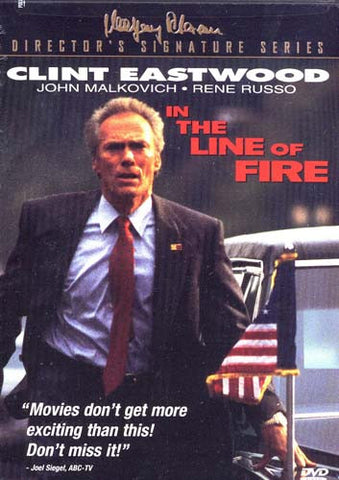 In The Line Of Fire (Director's Signature Series) DVD Movie