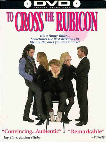 To Cross The Rubicon DVD Movie