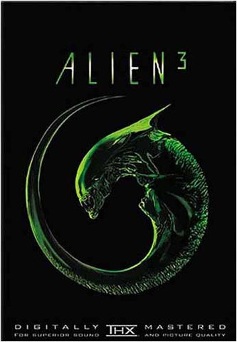 Alien 3 DVD Movie