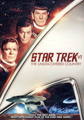 Star Trek VI (6): The Undiscovered Country