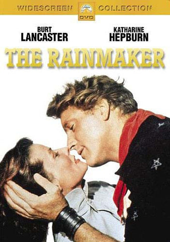 The Rainmaker (Burt Lancaster) DVD Movie